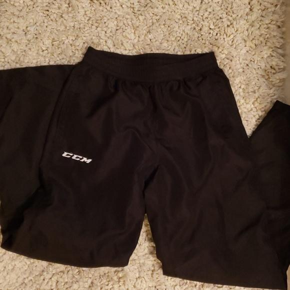 CCM Hockey Pants Black XS
